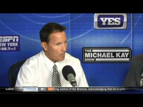 John Flaherty joins Michael Kay in studio to talk Yankees - The Michael Kay Show
