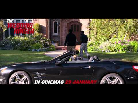 The Wedding Ringer - in Malaysian cinemas 29 January