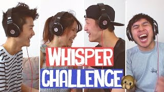 CHINESEN VS VIETNAMESEN | Whisper Challenge feat. Pocket Hazel