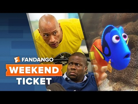 Finding Dory, Central Intelligence, The Conjuring 2 | Weekend Ticket (2016) HD