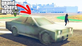TOP VEHICULES BIZARRES SUR GTA 5 !