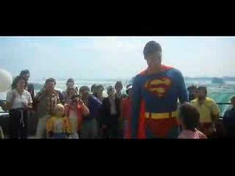 Christopher Reeve Superman Collection DVDs (Richard Donner)