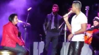 """Anthony Romeo Santos - """"Solo por un beso"""" y la gordita HD"""
