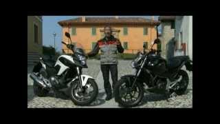 La prova moto di Nico Cereghini – Honda NC700S e NC700X