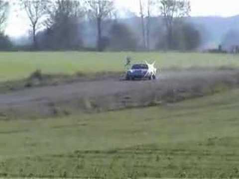 Banks Lotus Europa 62 - Rallycross UK