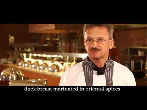 Explore Fusion Cuisine with Executive Chef of The Westin Warsaw