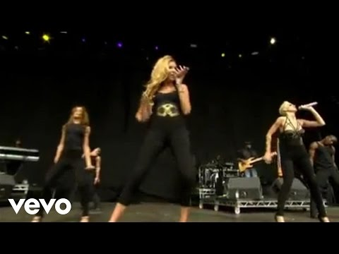 Something Kinda Ooooh ( Live at V Festival, 2008 )
