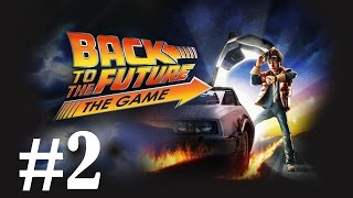 Regreso al Futuro: The Game (Parte 2) Gameplay en Español by SpecialK