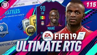 BIG DECISION!!! ULTIMATE RTG - #115 - FIFA 19 Ultimate Team