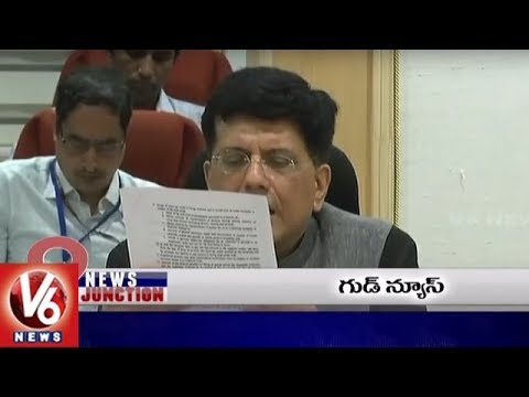 9PM Headlines | GST Council Meet | Free Eye Test | Kaleswaram Project | Rains In Odisha | V6 News