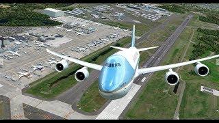 """""""Борт номер 1"""" Новый Boeing 747-8 от PMDG"""