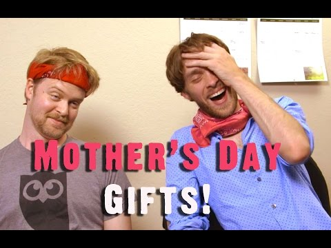 TOP FIVE MOTHER'S DAY GIFT IDEAS with Zach and Brad