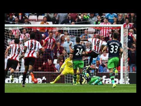 Sunderland 1-1 Swansea: Jermain Defoe hits back after Bafetimbi Gomis opener