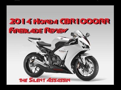2014 HONDA CBR1000RR Fireblade Review