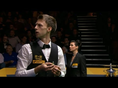 Snooker Audience Fart - Judd Trump v Ronnie O'Sullivan - May 3rd 2013