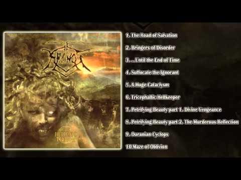 Kronos - The Hellenic Terror (FULL ALBUM HD) [Xtreem Music]