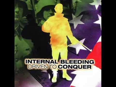 Internal Bleeding - Falling Down
