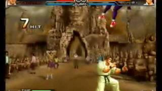 The King of fighters 2002 UM - Combos basicos