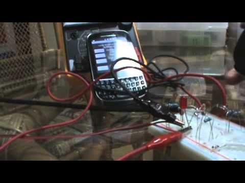 Automatic Antenna Tuner for QRP with Android and Arduino - Part 1