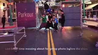 USS event gateway Ninja   Singapore Parkour Free Running   A2 Movements