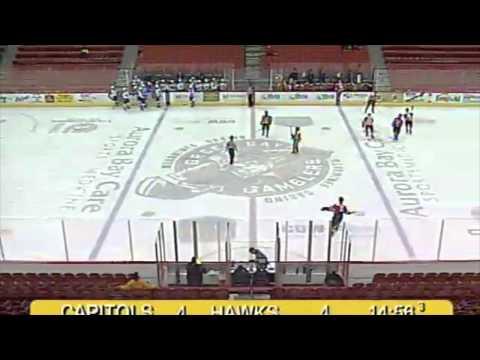 Madison Capitols vs. Waterloo Black Hawks 9/17/14 Highlights