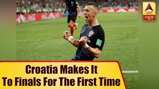 Top News Stories: Croatia Makes It To Finals For The First Time | ABP News