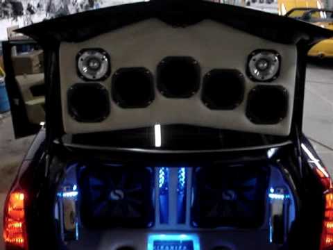 Cadillac Cts Instalado Pelo Diogene Da Exclusive Auto