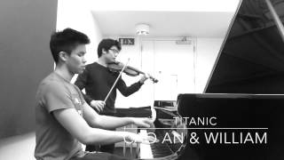 Titanic Theme Song (piano & violin duet)
