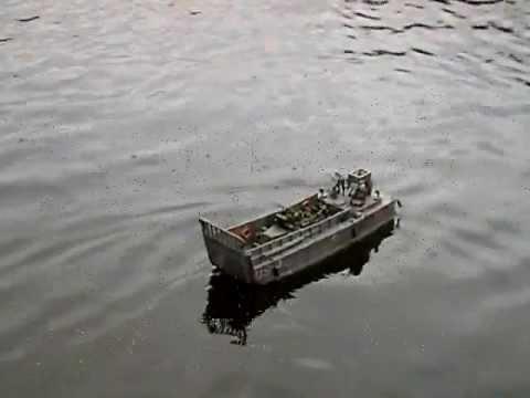 RC-Boat  LCM us 1:35