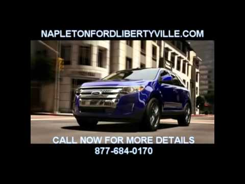 NEW 2011 FORD EDGE – Presented By Napleton Ford of Libertyville