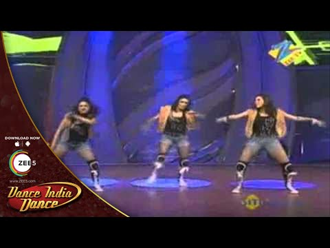 Dance Ke Superstars April 15 '11 - Vrushali, Bhavna &amp; Alisha