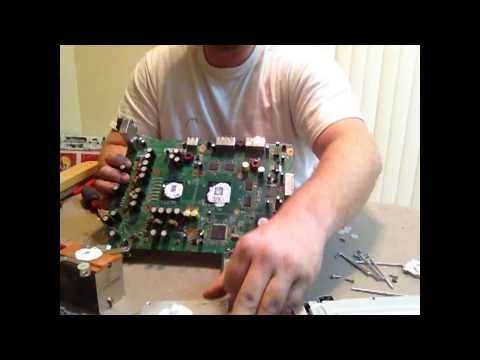 Xbox 360 E74 / RROD Permanent Fix