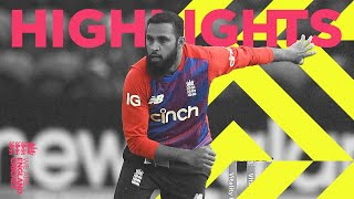 England v Sri Lanka - Highlights | England Claim Series Win! | 2nd Men's Vitality IT20 2021