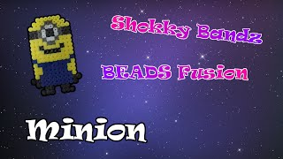 Shokky Bandz Beads Fusion || Tutorial MINION