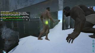 OFFICIAL ARK SURVIVAL VDD BASE DELETED BY POWER HUNGRY OFFICIAL ADMIN SERVER 130