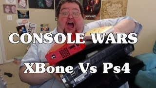 Francis On the Console Wars; Xbone Vs Ps4 Vs Wii U.