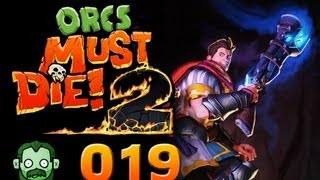 Let's Play Together: ORCS MUST DIE 2 #019 - Der Angstmacher [deutsch] [720p]