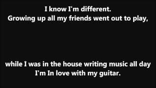 Watch Jason Derulo In Love With My Guitar video