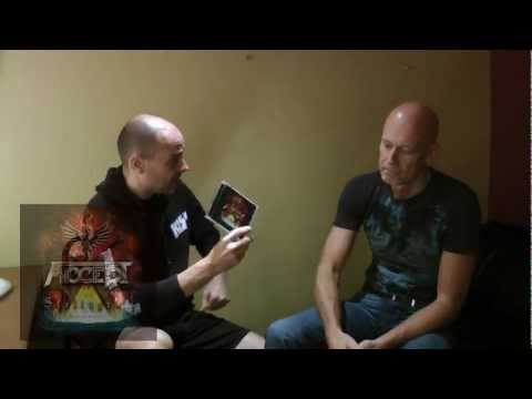 Video Interview with ACCEPT guitarist Wolf Hoffman