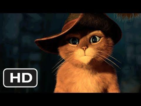 Кот в сапогах 1 тизер к мультфильму кот