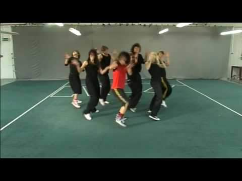Thriller as choreographed by Chloe Bell for a Big brother House...