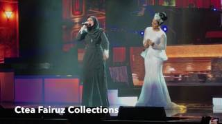 Download Lagu Dato Siti Nurhaliza & Kris Dayanti - Hanya Dia (Romansa 2017) Gratis STAFABAND