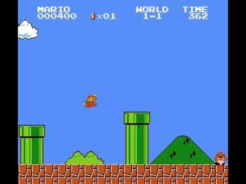 Super Mario Bros - I