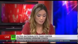 Şi-a dat demisia ca să nu mai facă propagandă rusească