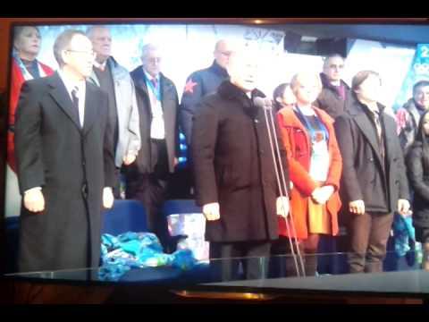Vladimir Putin speech in Sochi/????