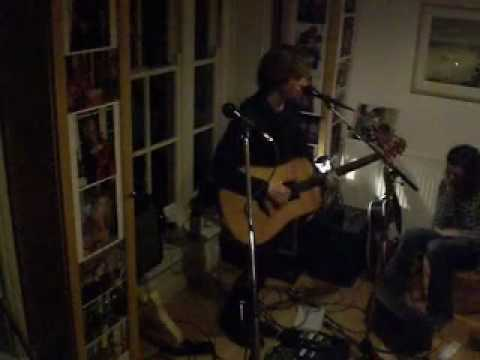 Iain Archer ~ Canal Song ~ House Concerts York ~ 07.05.10