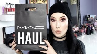 MAC Cosmetics HAUL + MAC Must Haves 2017 | lesleydoesmakeup