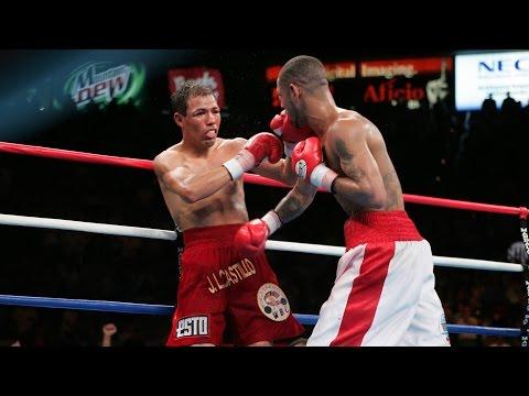 Corrales vs. Castillo I: Round 10   SHOWTIME CHAMPIONSHIP BOXING 30th Anniversary