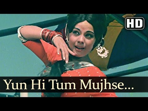 Yuhi Tum Mujhese Baat Karti Ho - Rajesh Khanna - Mumtaz - Sachaa Jhutha - Old Hindi Song video