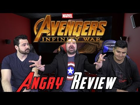 Avengers: Infinity War - Angry Movie Review! [No Spoilers]